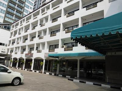 Hotel Admiral Suites, Bangkok, Tailandia, La vuelta al mundo de Asun y Ricardo, vuelta al mundo, round the world, mundoporlibre.com
