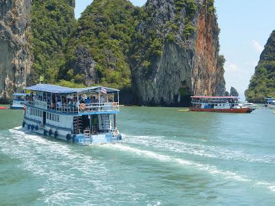 Panak Island, tour Panak Island, Tailandia, La vuelta al mundo de Asun y Ricardo, vuelta al mundo, round the world, mundoporlibre.com