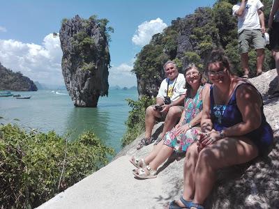 Ko Tapu, la Isla de James Bond, Tailandia, La vuelta al mundo de Asun y Ricardo, vuelta al mundo, round the world, mundoporlibre.com