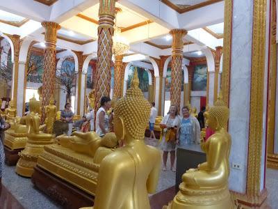 Wat Chalong , Phuket, Tailandia, La vuelta al mundo de Asun y Ricardo, vuelta al mundo, round the world, mundoporlibre.com
