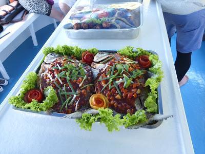 Pescado cocinado tailandés, Tailandia, La vuelta al mundo de Asun y Ricardo, vuelta al mundo, round the world, mundoporlibre.com