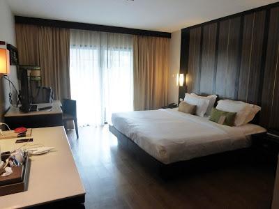 Habitación Hotel Deevana Patong Resort, Patong, Phuket, Tailandia, La vuelta al mundo de Asun y Ricardo, vuelta al mundo, round the world, mundoporlibre.com
