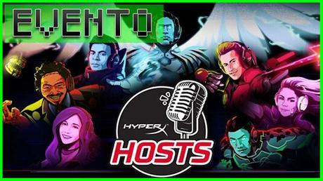 EVENTO: HyperX Hosts 2020