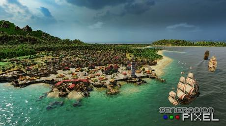 ANÁLISIS: Port Royale 4
