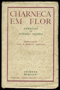 FLORBELA ESPANCA (1894-1930)