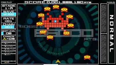 Space Invaders Forever: un recopilatorio con propuestas distintas de juego