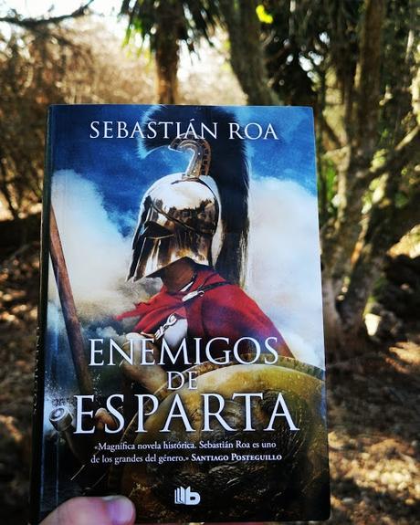 Enemigos de Esparta de Sebastián Roa, un descubrimiento.
