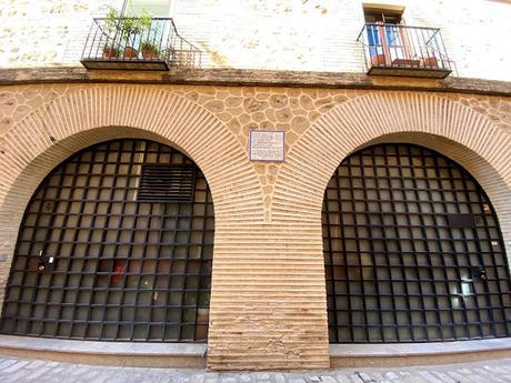 """La casa donde nació """"El Pali""""."""