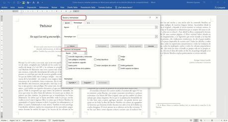 Cómo buscar y resaltar palabras en Word para aplicarlo en la edición de texto (1)
