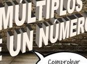 Múltiplos número