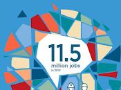 empleos sector energías renovables alcanzaron 11,5 millones nivel mundial 2019