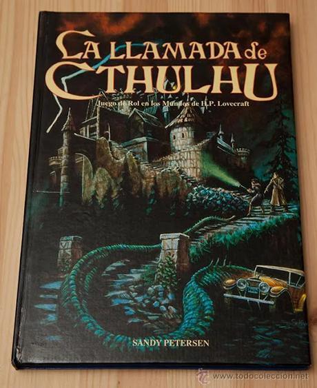 La Llamada de Cthulhu 3ª ed, remasterizada por Víctor Mestre