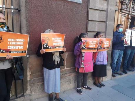 Ejidatarios de La Pila denuncian despojo de sus tierras por empresarios y políticos