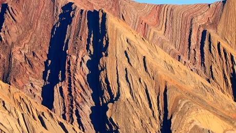 Serranía del Horconal, otra maravilla del noroeste argentino en la Quebrada de Humahuaca
