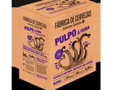 Estrella Galicia crea cerveza sabor 'Pulpo feira'