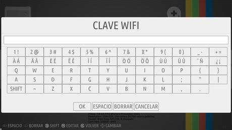 Clave Wifi en Batocera