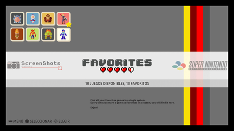 Screenshot Recalbox Raspberry Pi