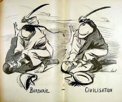 Salvajismo, Barbarie o Civilización
