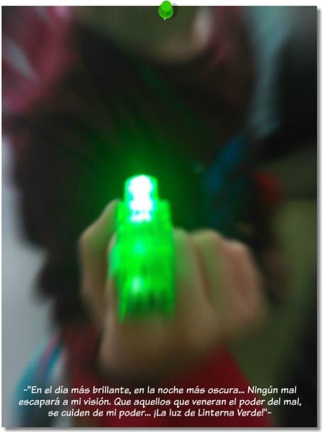 El juramento de Linterna Verde