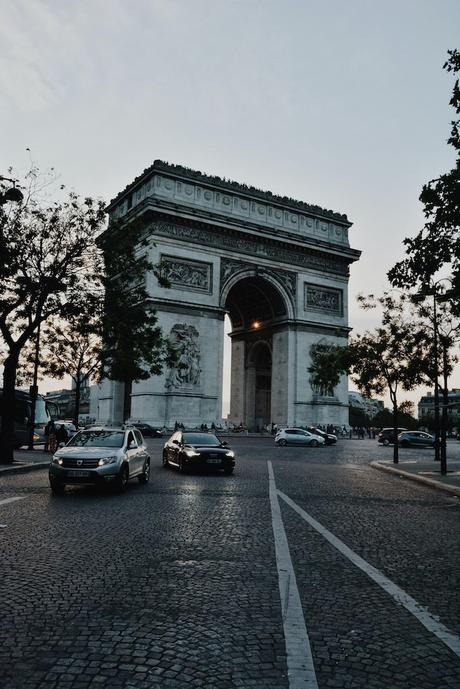 monumentos paris