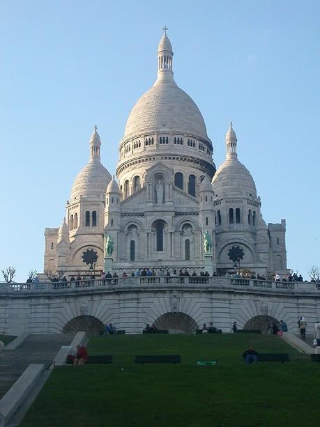 mapa de paris con monumentos