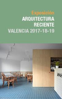 ZALAMERO EXPOSICIÓN ARQUITECTURA RECIENTE VALENCIA