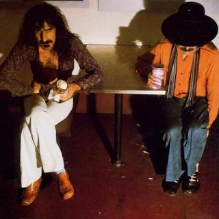 Frank Zappa & Captain Beefheart & The Mothers - Bongo Fury (1975)