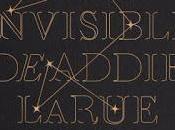 Novedad vida invisible Addie LaRue nueva obsesión