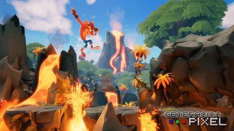 ANรLISIS: Crash Bandicoot 4 It's About Time