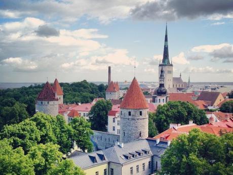 Tallín, Estonia. 10 lugares que visitar.