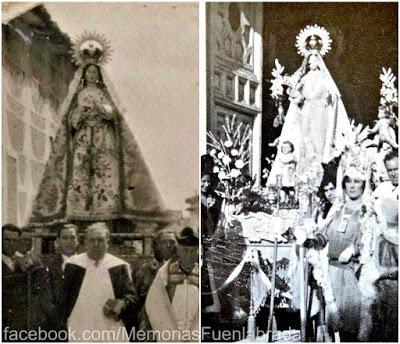 Festividad desaparecida de Nuestra Señora del Rosario