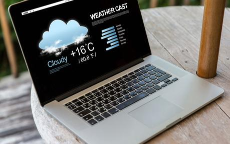 La predicción meteorológica es también un servicio en Cloud.