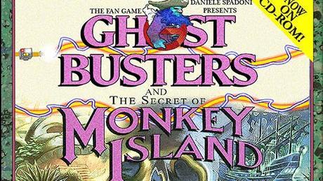 Ghostbusters and The Secret of Monkey Island: los Cazafantasmas presentes en el aniversario de LeChuck