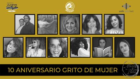 Recital 10mo. Aniversario Grito de Mujer (ONLINE)