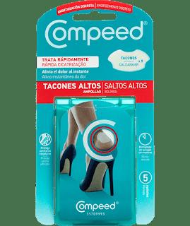 Probando Apositos Compeed