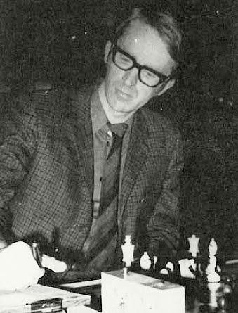 Grandes combates canarios (25) - Ribli vs Fridrik Olafsson, Las Palmas (2) 1974