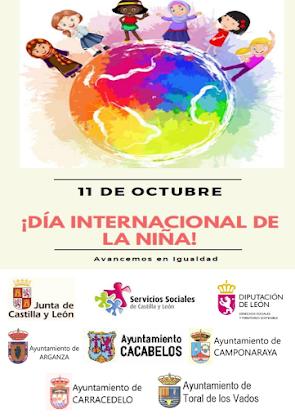 DÍA INTERNACIONAL DE LA NIÑA, 11 de Octubre de 2020