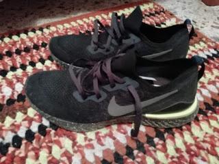 Zapatillas Nike a mitad de precio.