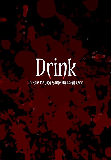 Drink!, de Leigh Carr
