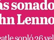 cumpleaños sonado John Lennon.
