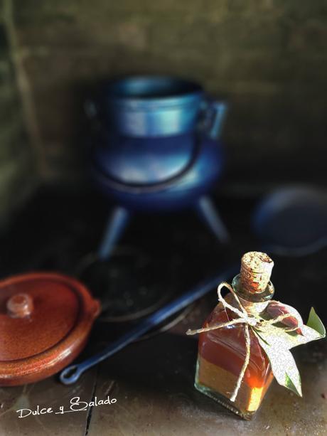 Salsa Chimichurri para Barbacoas y Carnes
