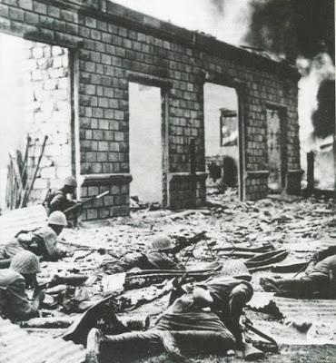 El Stalingrado de Oriente