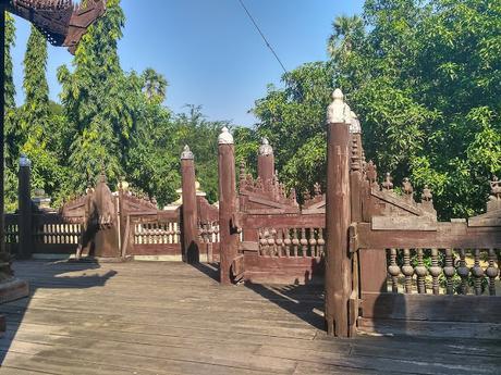 Mandalay día 1  (Viaje a Myanmar)