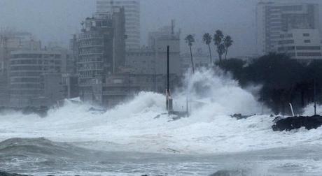 El aumento del nivel del mar pone en peligro las áreas a baja altitud