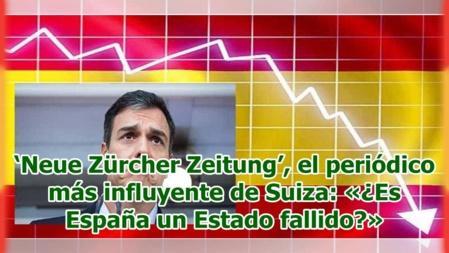 Pedro Sánchez PSOE llenan país tontos conducen hacia