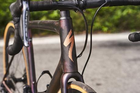 Bicicleta Specialized Aethos Founder's Edition edición limitada 300 unidades