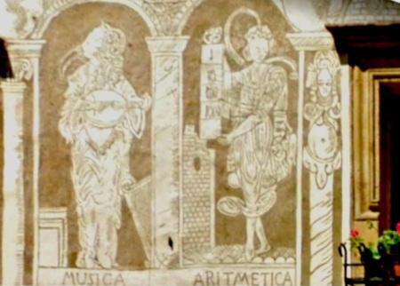 Alegorías matemáticas renacentistas en Legnica
