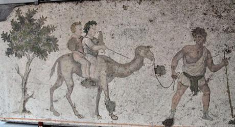 Los hijos nacidos durante el servicio militar romano.