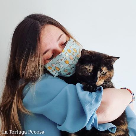 MASCARILLA FUNNY CATS