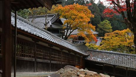 Otoño en la montaña, por Dogen Zenji